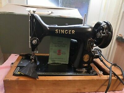 Singer Semi Industrial sewing 99k machine upholstery and leather