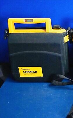 Medtronic AED Physio Control Lifepak 500. With Electrode Pad.