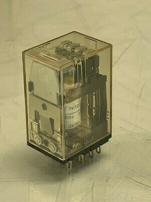 Omron Relay G2A-432A, 100/110V, Used, SHIPS SAME DAY, Warranty