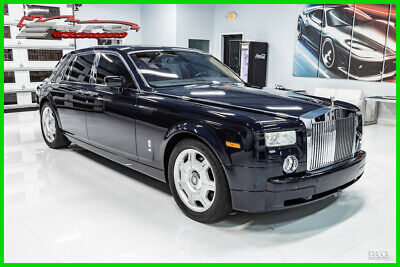 2007 Rolls-Royce Phantom  BLUE VELVET OVER TAN HIDES IMMACULATE PRICED FOR QUICK SALE