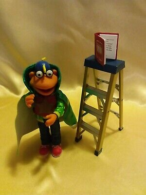 The Muppet Show Superhero Scooter Exclusive Palisades *Complete and Loose*