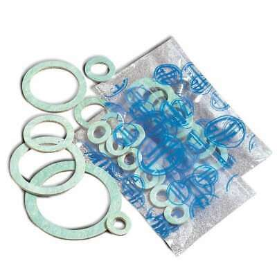 Gasket without Asbestos for Fittings Sanitary d.3 / 8X2 10Pezzi 100 Pieces