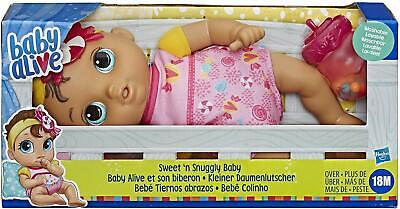 Baby Alive Sweet 'n Snuggly Baby Doll *BRAND NEW*