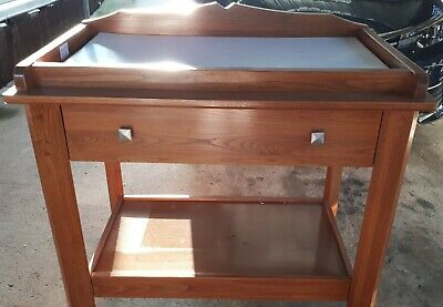 baby change table drawers