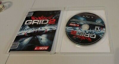 GRID 2 Limited Edition (Sony PlayStation 3, 20013) CODEMASTERS RACING FAST PS3