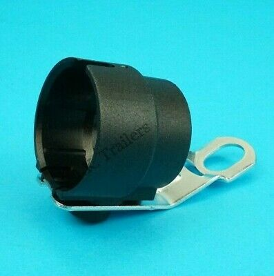 GENUINE ALKO 13 Pin Plug Holder for 13 Pin Towing Plug for Trailers & Caravans