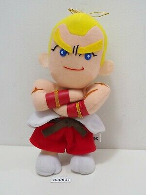 """Fatal Fury 030501 King Of Fighters 1993 Geese Howard SNK Japan Plush 9"""" Toy Doll"""