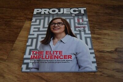 PROJECT MANAGEMENT journal magazine issue Spring 2019 VGC