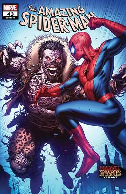 Amazing Spider-Man #43 Marvel Zombies Variant