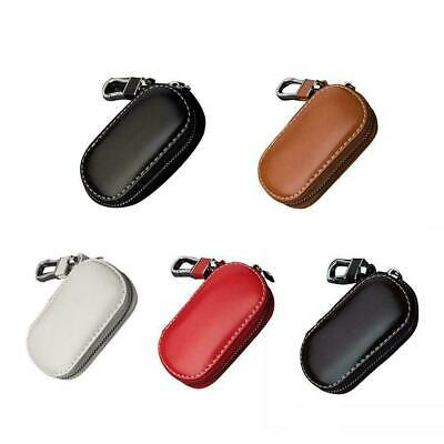 Car Key Fob Signal Blocker Case Faraday Keyless Entry RFID Cage Pouch Bags Y7N3