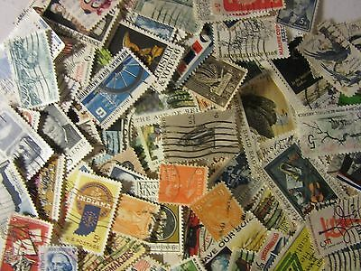 Older lot USA postage stamps ALL DIFFERENT USED 5 AND 6 CENT FREE SHIPPING