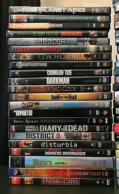 DVD Movies Lot Sale $2 each! Pick your Movie!