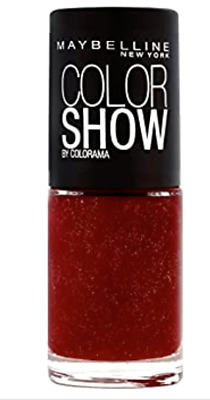 Maybelline New York Color Show Shade 265 Wine Shimmer New