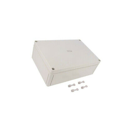 11040801 Enclosure: multipurpose X: 180mm Y: 254mm Z: 90mm TK PS grey SPELSBERG