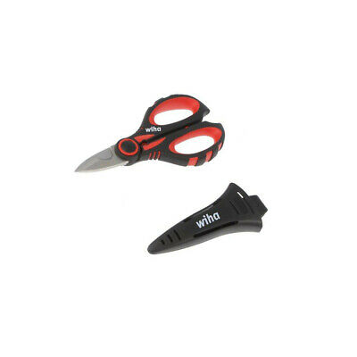 41923 Scissors for cables 160mm WIHA