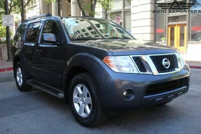2011 Nissan Pathfinder SV 2011 Nissan Pathfinder Clean Title Ready To Go!! Priced To Sell! Wont Last!!