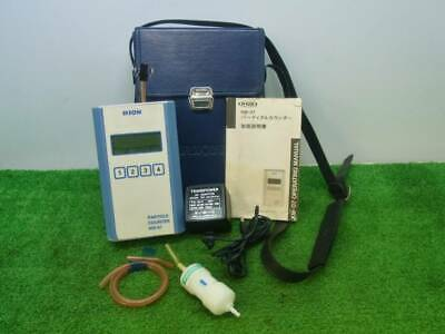 Rion Particle Counter Km-07