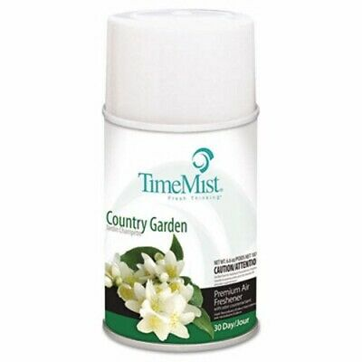 Timemist Metered Fragrance Dispenser Refill, Country Garden (TMS1042786EA)