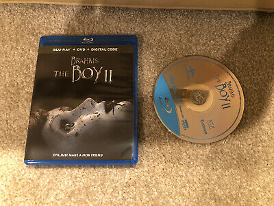 Brahms : The Boy II ( Blu-ray + Case w/ Artwork )