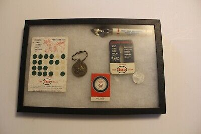 ESSO collectable items