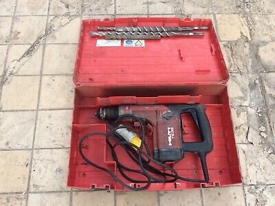 Hilti Te-35 Sds Rotary Hammer Drill With Bits