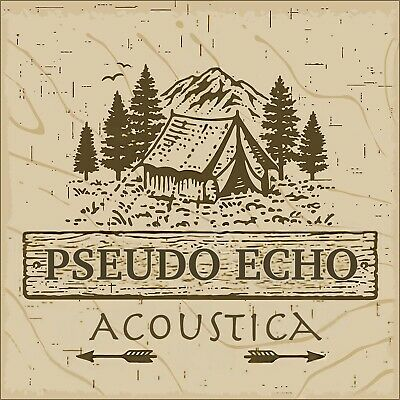 "Pseudo Echo Official ""Acoustica"" Album On Cd"