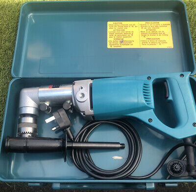 "Makita Angle Drill Model 6300LR 13mm (1/2"") Reversing New"