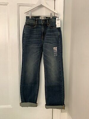 Abercrombie Kids  Boys Jeans - Brand New - Current Season - Age 11-12 Slim £42