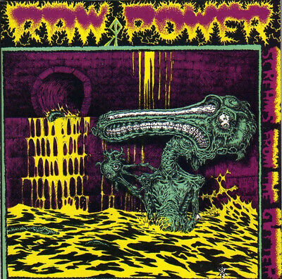 Raw Power - Screams From The Gutter / After Your Brain (CD, Comp)