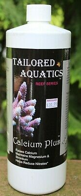 Tailored aquatics reef series Calcium plus Fe 946 ml bottle