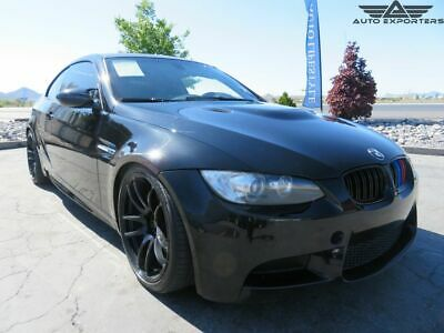 2009 BMW M3 Coupe 2009 BMW M3 Clean Title Damaged Vehicle Priced To Sell!! Won't Last L@@K!!
