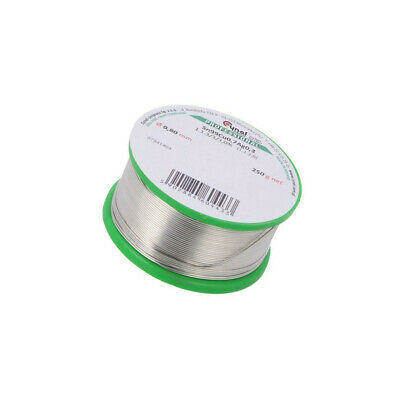 Soldering wire Sn99Ag0,3Cu0,7 0.8mm 250g lead free 216-227°C CYNEL