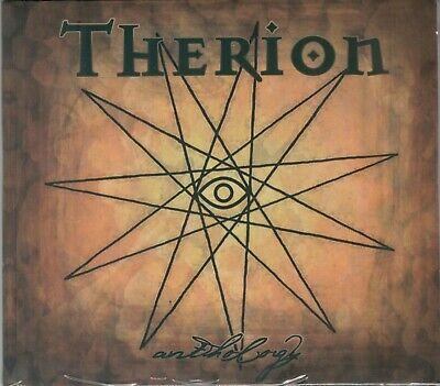 THERION Anthology rare 2 CD New  rare best of and more