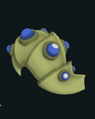 Animal Jam - Beta Elf Tail Armor (Green)