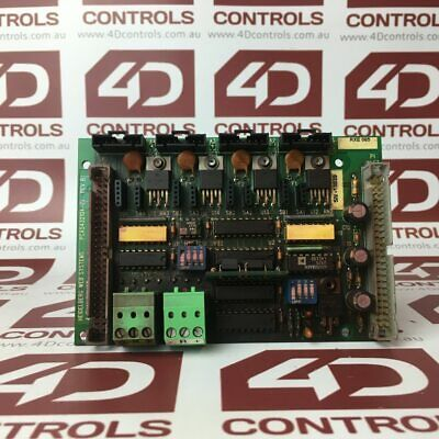 PCA5432104-01 | Heidelberg Harris | PC Board for 4 Chain Driver - Used