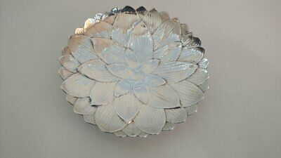 Tiffany & Co. Sterling Silver Water Lily Dish #25223