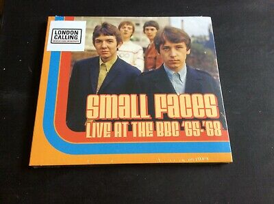 Small Faces  Live At The Bbc 65-68 Cd Album Digipak New And Sealed C1