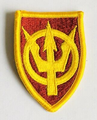 US ARMY 4th TRANSPORTATION BRIGADE PATCH SSI COLOR