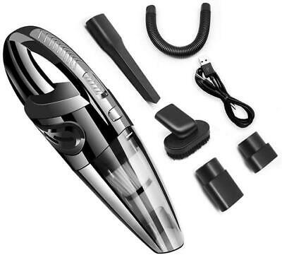 Powerful Suction Ultra Long Cleaning Time Handheld Car Vacuum Cordless Cleaner