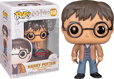 Harry Potter - Harry Potter With Two Hands Pop! Vinyl Figure