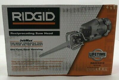 Ridgid R8223412 Reciprocating Saw Head Brand New!! OPEN BOX!!!            (BKEE)