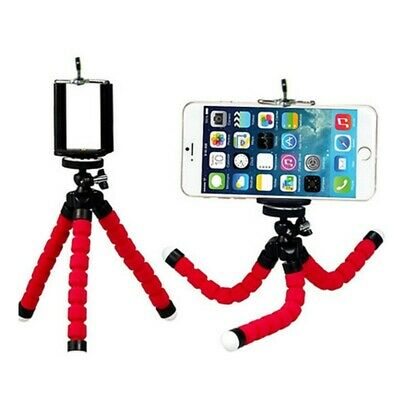 Portable Tripod Sponge Octopus Holder For iPhone Smartphone Flexible