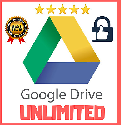 Unlimited Google Drive  (Team Drive) 👑 for your existing account 👑 read desc..