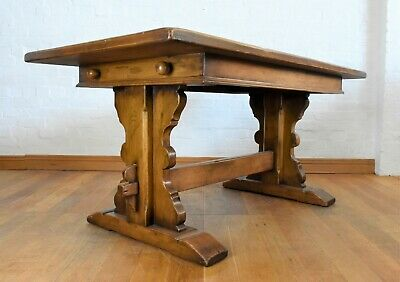 Very nice quality refectory dining table