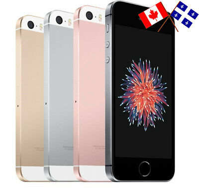 Apple iPhone SE - 16/32/64GB - All colors - Unlocked - Smartphone