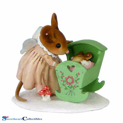 Wee Forest Folk SA-1 Lullaby Angel Retired