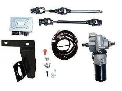 RUGGED Electric Power Steering Kit EPS JOHN DEERE GATOR XUV HPX UTV