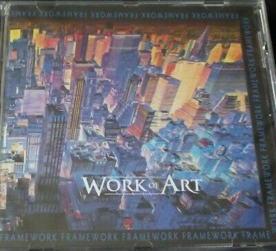 Framework WORK OF ART ( hard to find out of print) CD
