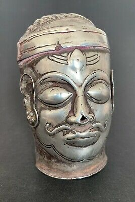 Indien Antique Indian Hindu Silb Asia Buddha China Nepal Krishna Shiva