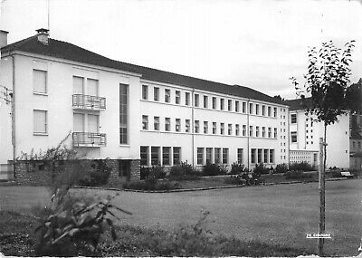 Cpa 70 Jussey Groupe Scolaire